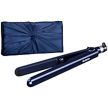 Buy BaByliss 2089DU Pro 235 Elegance Hair Straighteners, Metallic Blue Online at johnlewis.com