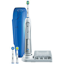 Buy Braun Oral-B Professional Care Triumph 4000 Electric Toothbrush Online at johnlewis.com