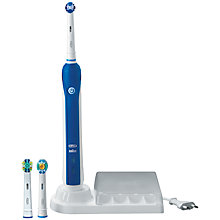 Buy Braun Oral-B Professional Care 3000 Electric Toothbrush Online at johnlewis.com