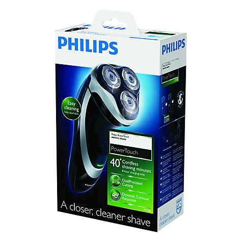 Buy Philips PT730/17 PowerTouch Shaver Online at johnlewis.com