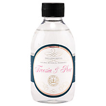 Buy Kew Gardens Pear & Freesia Diffuser Refill, 200ml Online at johnlewis.com