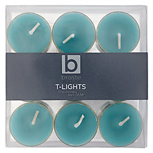 Buy John Lewis Rustic Tealights, Pack of 9 Online at johnlewis.com