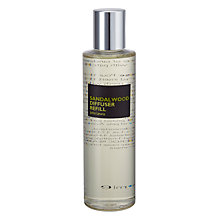 Buy John Lewis Sandalwood Diffuser Refill, 200ml Online at johnlewis.com
