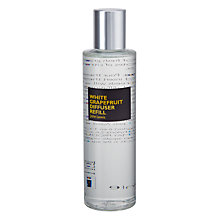 Buy John Lewis White Grapefruit Diffuser Refill, 200ml Online at johnlewis.com