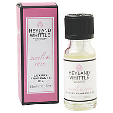Buy Heyland and Whittle Neroli & Rose Oil, 15ml Online at johnlewis.com