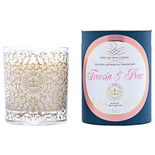 Buy Kew Gardens Pear & Freesia Scented Candle Online at johnlewis.com