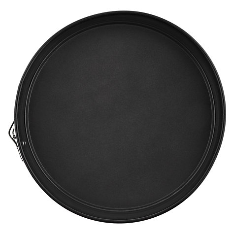 Buy John Lewis Non Stick Springform Tin, Dia.24cm Online at johnlewis.com
