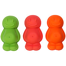 Buy Swift Jelly Baby Moulds, Set of 3 Online at johnlewis.com