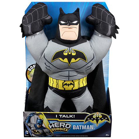 Buy Batman Fighting Buddy Online at johnlewis.com