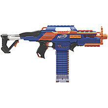 Buy Nerf N-Strike Elite Rapid Strike Blaster Online at johnlewis.com