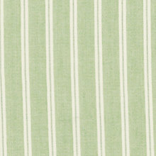 Buy John Lewis Berlin Woven Stripe Fabric, Willow, Price Band B Online at johnlewis.com