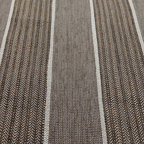 Buy John Lewis Telma Woven Stripe Fabric, Steel, Price Band B Online at johnlewis.com