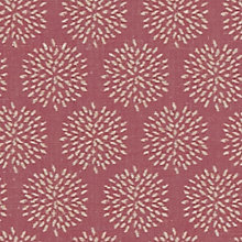 Buy John Lewis Dandy Woven Jacquard Fabric, Coastal Red, Price Band C Online at johnlewis.com