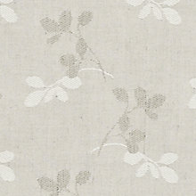 Buy John Lewis Freya Woven Jacquard Fabric, Natural, Price Band C Online at johnlewis.com