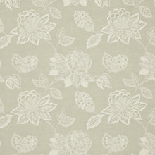 Buy John Lewis Sophia Woven Jacquard Fabric, Putty, Price Band D Online at johnlewis.com
