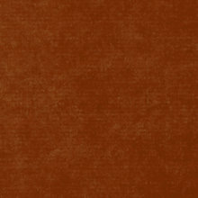 Buy John Lewis Grace Woven Chenille Fabric, Terracotta, Price Band A Online at johnlewis.com