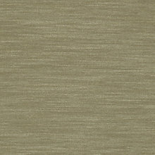 Buy John Lewis Milton Semi Plain Fabric, Gold, Price Band C Online at johnlewis.com