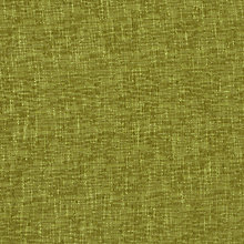 Buy John Lewis Henley Semi Plain Fabric, Olive, Price Band C Online at johnlewis.com