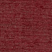 Buy John Lewis Elena Woven Chenille Fabric, Crimson Red, Price Band A Online at johnlewis.com
