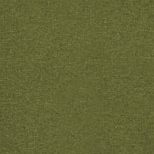 Buy John Lewis Quinn Semi Plain Fabric, Olive, Price Band B Online at johnlewis.com