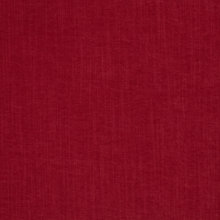 Buy John Lewis Senna Semi Plain Fabric, Crimson Red, Price Band A Online at johnlewis.com