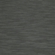 Buy John Lewis Milton Semi Plain Fabric, Charcoal, Price Band C Online at johnlewis.com