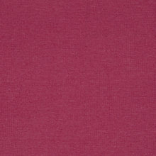 Buy John Lewis Quinn Semi Plain Fabric, Magenta, Price Band B Online at johnlewis.com