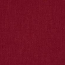 Buy John Lewis Turin Semi Plain Fabric, Red, Price Band A Online at johnlewis.com