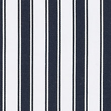 Buy John Lewis Camber Woven Stripe Fabric, Midnight, Price Band C Online at johnlewis.com