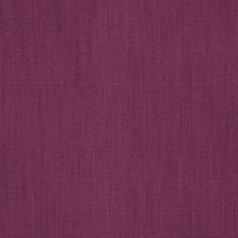 Buy John Lewis Porto Woven Chenille Fabric, Magenta, Price Band B Online at johnlewis.com
