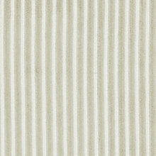 Buy John Lewis Bacall Woven Stripe Fabric, Putty, Price Band C Online at johnlewis.com