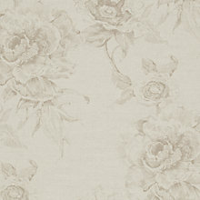 Buy John Lewis Elsie Woven Jacquard Fabric, Putty, Price Band D Online at johnlewis.com