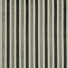 Buy John Lewis Savoy Putty Woven Stripe Fabric, Sable, Price Band C Online at johnlewis.com