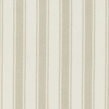 Buy John Lewis Camber Woven Stripe Loose Cover Fabric, Putty, Price Band C Online at johnlewis.com