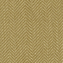 Buy John Lewis Tyler Woven Jacquard Fabric, Gold, Price Band D Online at johnlewis.com