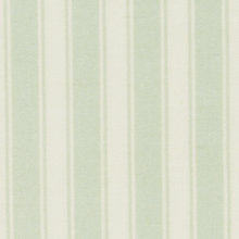 Buy John Lewis Camber Woven Stripe Loose Cover Fabric, Mineral, Price Band C Online at johnlewis.com