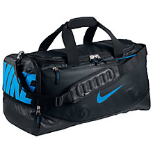 Buy Nike Team Training Max Air Medium Sports Holdall Online at johnlewis.com