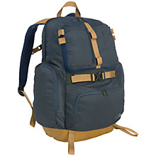 Buy The North Face Trappist Backpack, Blue/Tan Online at johnlewis.com