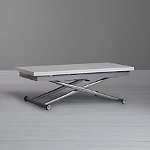 Buy John Lewis Odyssey Gas Lift Coffee/Dining Table Online at johnlewis.com