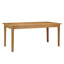 Buy John Lewis Harmony 6-12 Seater Extending Dining Table Online at johnlewis.com