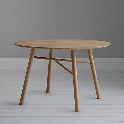 Buy Says Who for John Lewis Why Wood 4 Seater Dining Table Online at johnlewis.com
