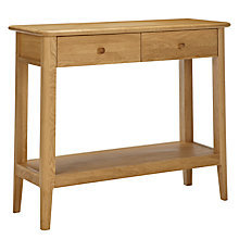 Buy John Lewis Harmony Console Table Online at johnlewis.com
