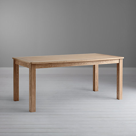 Buy John Lewis Orly 6 Seater Dining Table Online at johnlewis.com