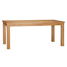 Buy John Lewis Orly 6-Seater Dining Table Online at johnlewis.com