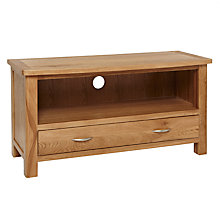 "Buy John Lewis Orly Media Unit for up to 42"" TVs Online at johnlewis.com"