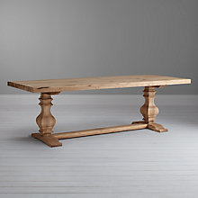 Buy Frank Hudson Refectory 10 Seater Dining Table Online at johnlewis.com