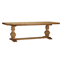 Buy Frank Hudson Refectory 10-Seater Dining Table Online at johnlewis.com
