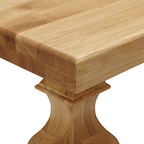 Buy Frank Hudson Refectory Bench, Natural Online at johnlewis.com
