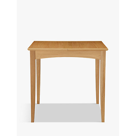 Buy John Lewis Alba 2-4 Seater Extending Dining Table Online at johnlewis.com