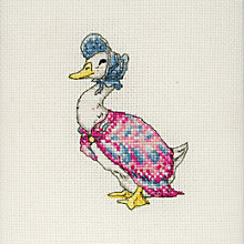 Buy Anchor Jemima Puddle Duck Cross Stitch Kit Online at johnlewis.com